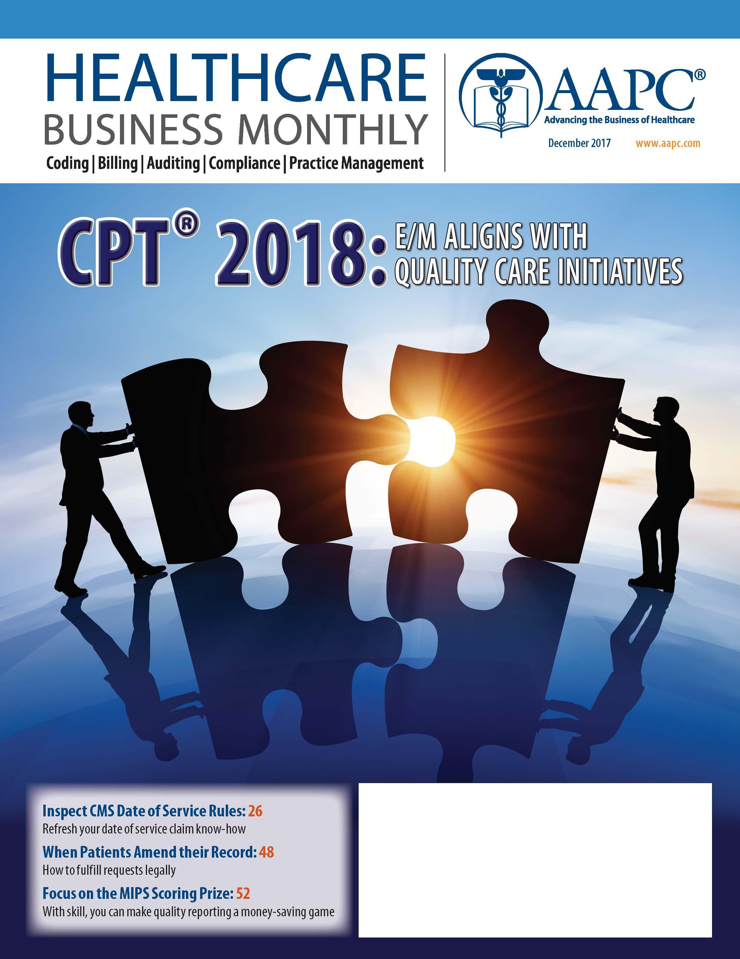 Healthcare Business Magazine