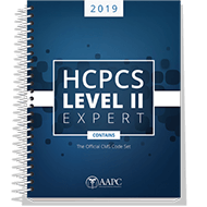 2019 HCPCS Level II Expert