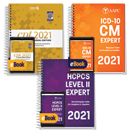 2021 Pro Fee Coder Bundle (With AMA Guidelines) - Print + eBook