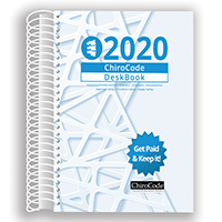 2020 ChiroCode DeskBook (Find a Code)