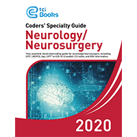 Coders' Specialty Guide 2020: Neurology/ Neurosurgery
