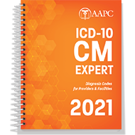 ICD-10-CM Code Book 2021