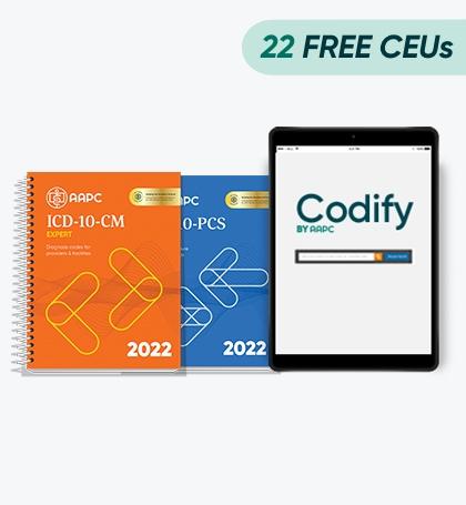 Hospital Inpatient Coder Bundle 2022 + Codify Complete