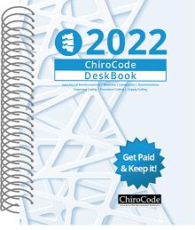 2022 ChiroCode DeskBook (InnoviHealth)