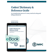Coders' Dictionary & Reference Guide - Print + eBook - Second Edition