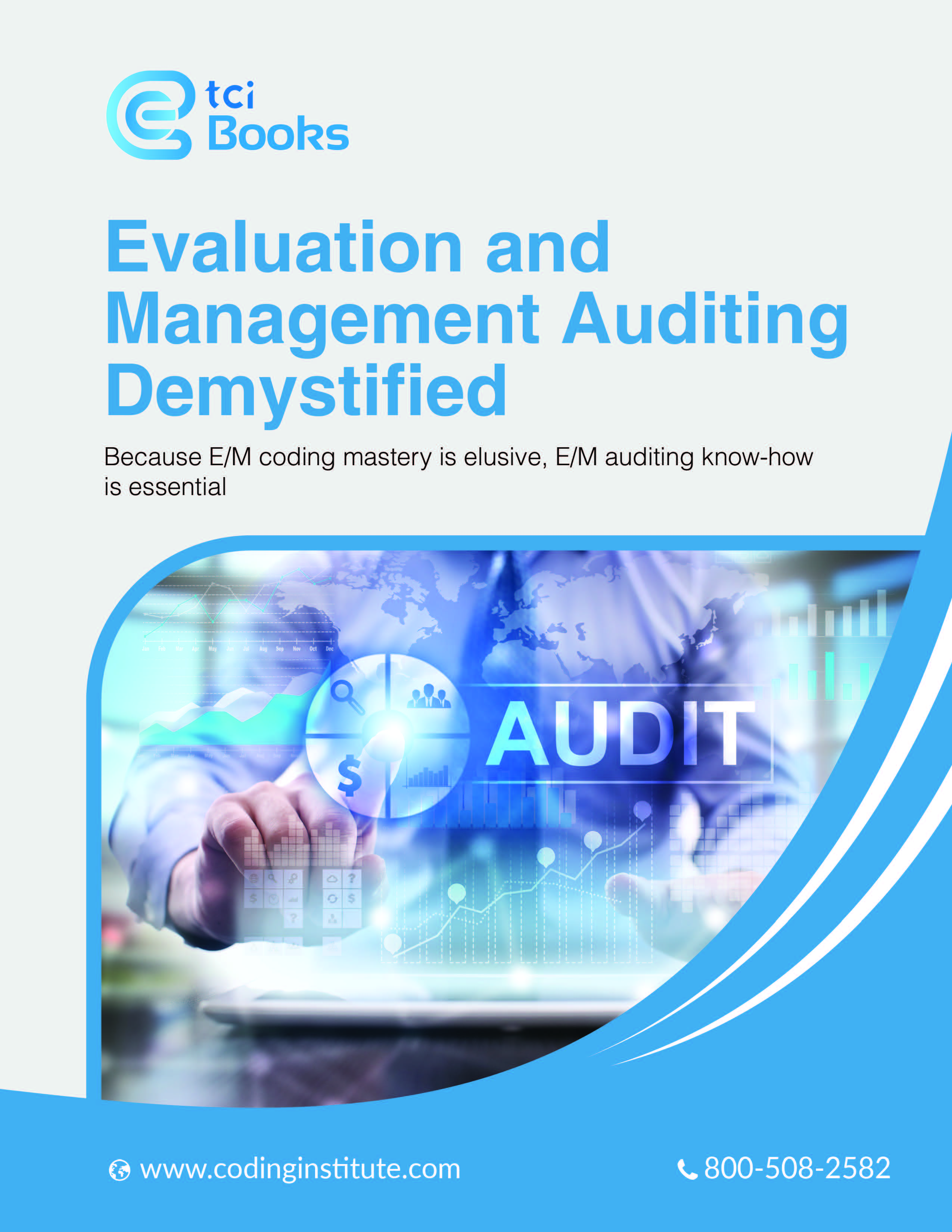 Vendor book store aapc evaluation and management auditing demystifiedtci publisher the coding institute llc isbn 978 1 63527 095 2 price 149 fandeluxe Image collections