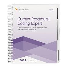 2022 Current Procedural Coding Expert - (Spiral) (Optum)