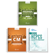 ProFee Coder Bundle (CPT Codes with CMS Resources) 2019 – Clearance