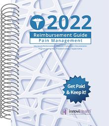 2022 Reimbursement Guide for Pain Management (InnoviHealth)
