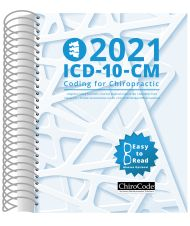 2021 ICD-10-CM Coding for Chiropractic (InnoviHealth)