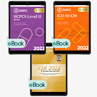 Pro Fee Coder Bundle 2022 (With AMA CPT® Code Book) - eBook