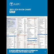 2021 ICD-10-CM Chart - Skilled Nursing Facilities