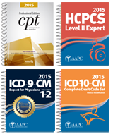 2015 CPC® Coding Book Bundle