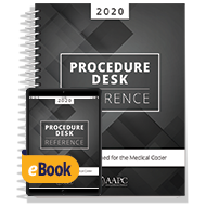 2020 Procedure Desk Reference - Print + eBook