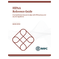 HIPAA Reference Guide - Second Edition