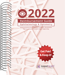2022 Reimbursement Guide for Ophthalmology & Optometry (InnoviHealth)