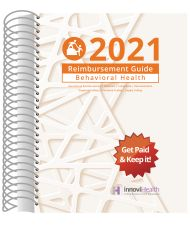 2021 Reimbursement Guide for Behavorial Health (InnoviHealth)