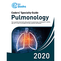 Coders' Specialty Guide 2020: Pulmonology