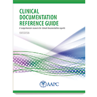 Clinical Documentation Reference Guide - First Edition