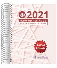 2021 Reimbursement Guide for Ophthalmology & Optometry (InnoviHealth)
