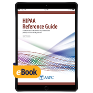 HIPAA Reference Guide - eBook - First Edition
