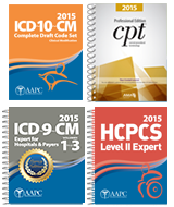 2015 COC™ Coding Book Bundle