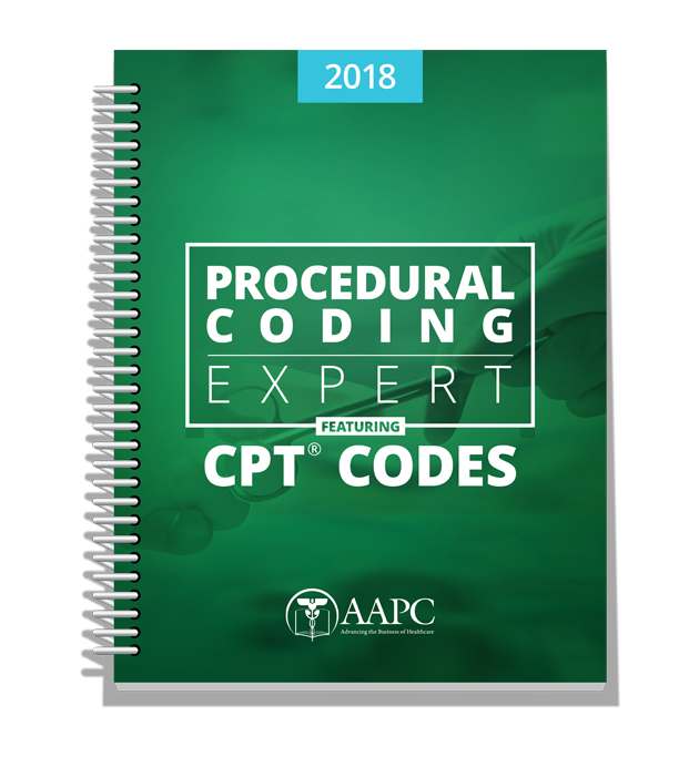Medical coding books aapc code books procedural coding expert fandeluxe Choice Image