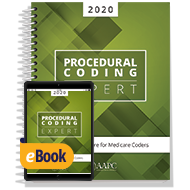 2020 Procedural Coding Expert - Print + eBook