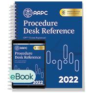 Procedure Desk Reference 2022 - Print + eBook