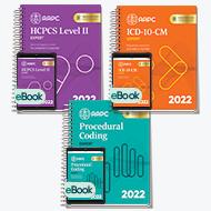 Pro Fee Coder Bundle 2022 (With AAPC Procedural Code Book) - Print + eBook