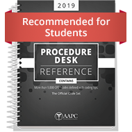 Procedure Desk Reference 2019