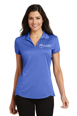 Polo- Port Auth: Blue (Ladies) XS