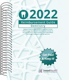 2022 Reimbursement Guide for Dentistry (InnoviHealth)