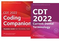 CDT 2022 and Coding Companion Kit (ADA)