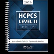 HCPCS Level II Expert 2020