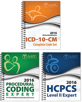 2016 ICD-10-CM Physician Bundle 3