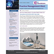 Practice Management - eNewsletter