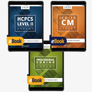 2020 Pro Fee Coder Bundle (CPT Codes with CMS Resources) - eBook