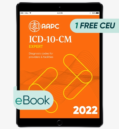 ICD-10-CM Complete Code Set 2022 - eBook