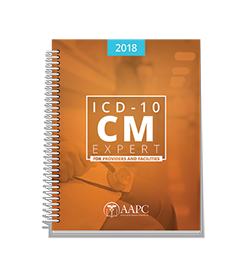 2018 ICD-10-CM Complete Code Set