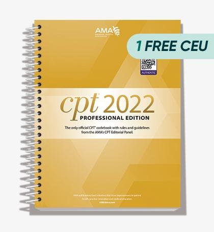 AMA CPT® Professional 2022
