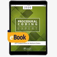 2020 Procedural Coding Expert - eBook