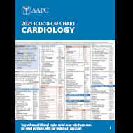 2021 ICD-10-CM Chart - Cardiology