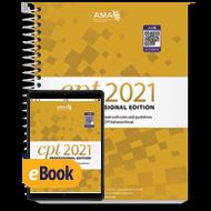 2021 AMA CPT Professional - Print + eBook