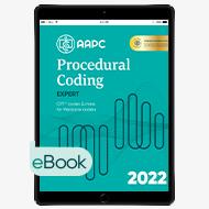 Procedural Coding Expert 2022 - eBook
