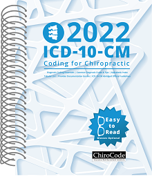 2022 ICD-10-CM Coding for Chiropractic (InnoviHealth)