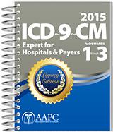 2015 ICD-9-CM Vol 1-3