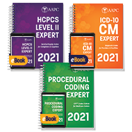2021 Pro Fee Coder Bundle (CPT Codes with CMS Resources)  - Print + eBook