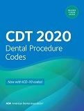 CDT 2020: Dental Procedure Codes (ADA)