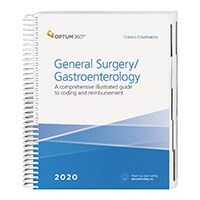 2020 Coding Companion for General Surgery/Gastroenterology  (Optum)